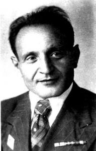 Отец М.Тайца