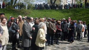 В Минске на Яме 9 мая 2017