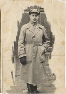 Борис Плавник 30-е годы