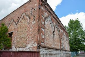15.05.2018, Бобруйск. Руины синагоги на Чонгарской