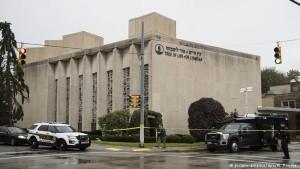 синагога в питсбурге