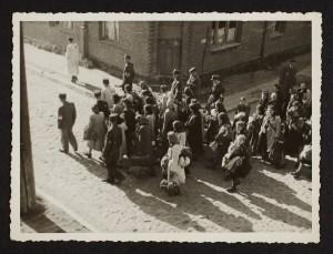Евреи в гетто